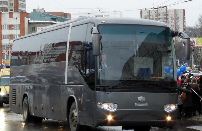 Заказать ритуальный автобус на похороны